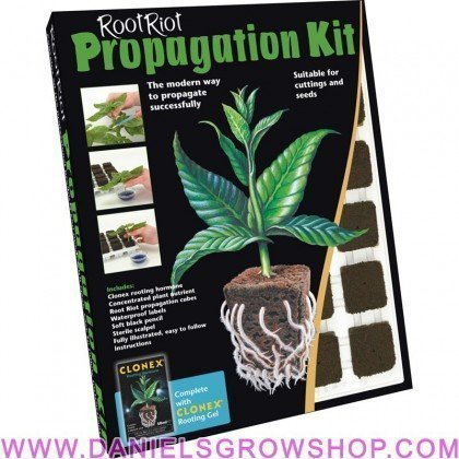Root Riot Propagation Kit