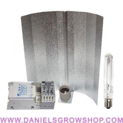 Equipo ELT 250w pHillips HM + Pantalla granulada (pequeña)