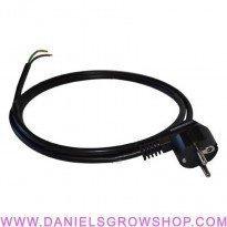 Cable con clavija inyectada 1.5 m
