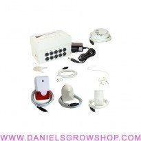 SMS ALARM CONTOLLER KIT 7 PART