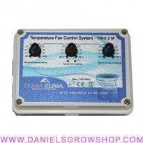 Controlador de Temp PKKLC-2M box 2 x 300W. 230V/50Hz