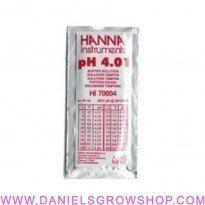 Caja Solución pH 20ml 25 uds