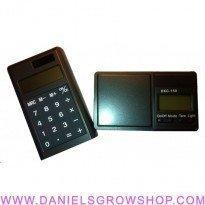 Báscula Calculadora solar 150gx 0,1