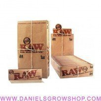 Raw Papers 1/4 box/24