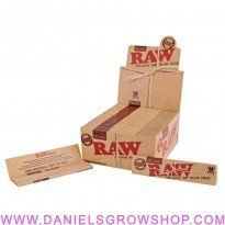Raw Papers KS Slim box/50-32 Leaves