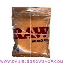 Raw regular filters, 200 x PPFsa