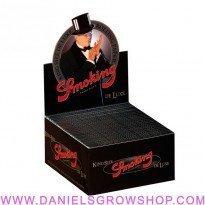 Smoking King Size De Lux box/50