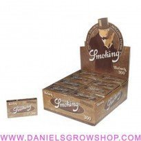 Smoking Brown 300 box/40