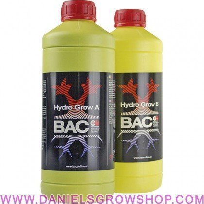 Hidro Bac Grow A+B 1L