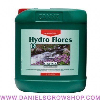 Hydro Flores A SW