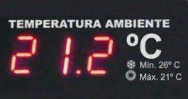 Controladores (temperatura y humedad)