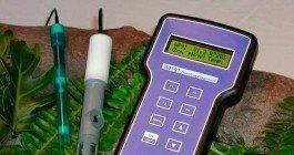 Medidores de pH y Ec
